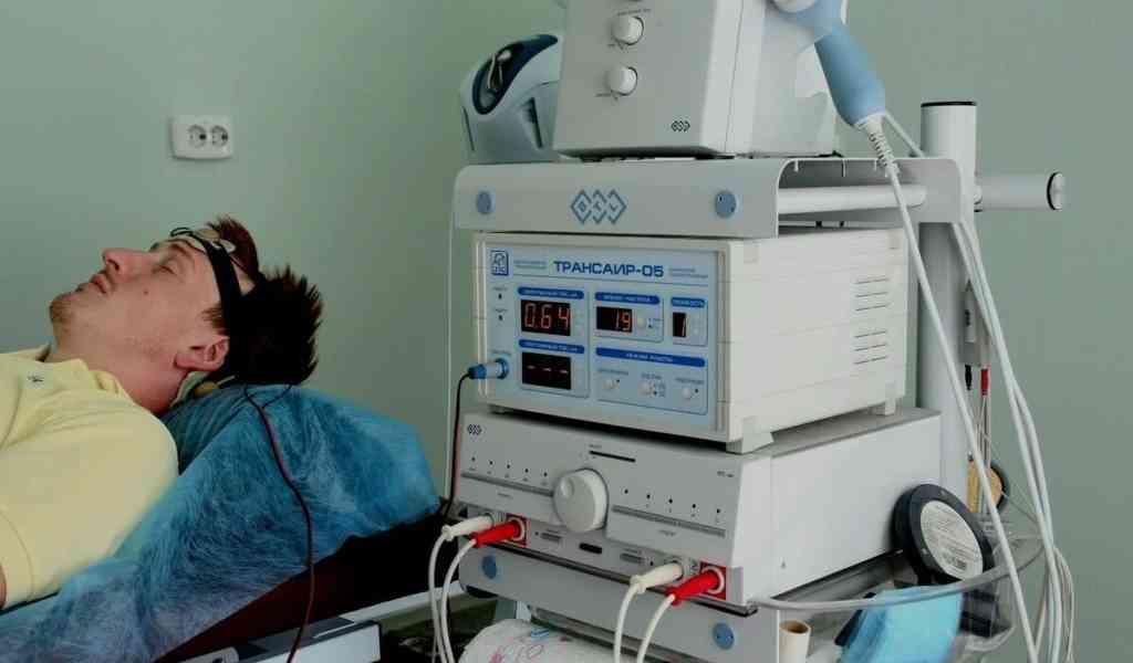 ТЭС-терапия в Гатчине